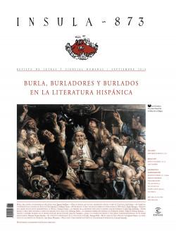 Burla, burladores y burlados en la literatura hispánica (Ínsula n° 873)