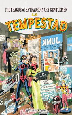 The League of Extraordinary Gentlemen: La Tempestad