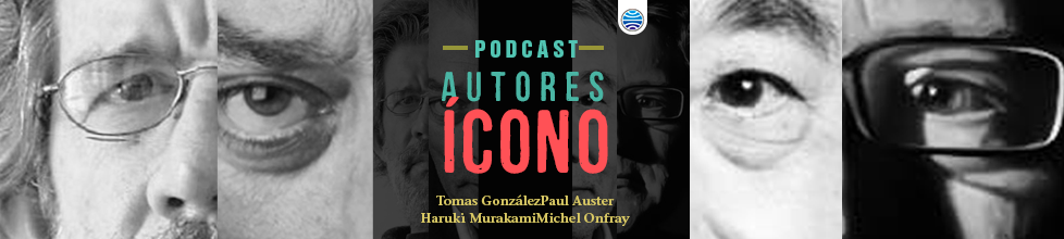 Autores ícono podcast