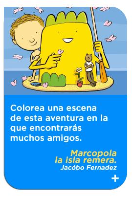 Marcopola dibujo