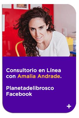 Consultorio Amalia Andrade  6:30 p.m.