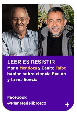Conferencia Mario Mendoza